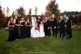 harley quinn wedding dress dc comics inspired wedding the geeky hostess