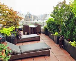 garden design nyc west village nyc terrace deck roof garden pavers