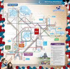 Disney World Hotel Map Disney World Transportation System Oder Mietwagen Mobil Vor Ort