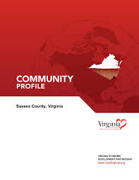 Economic Development Economic Development Business Sussex County Virginia Part