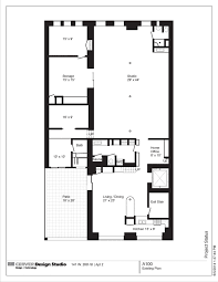 Rectangular House Floor Plans Did Rising Tide Eventually Sell Huge 141 West 26 Street Loft With