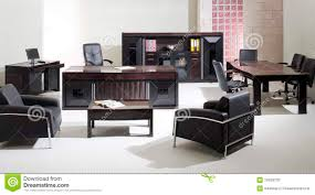 Office Furniture Design Catalogue Office Furniture Stock Photos Image 10429733