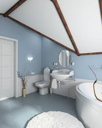 small bathroom designs with tub 27 cool blue master bathroom designs and ideas pictures