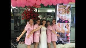 beauty salon ngan ha ngân hà new open in quan 1 ho chi minh city