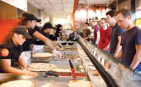 California Pizza Kitchen Riverside Blaze Pizza Coming To Riverside Plaza Offering Free Pizza For A