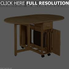 Folding Dining Table With Chair Storage Folding Dining Table With Chair Storage Chair Evashure