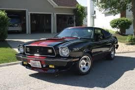 ford mustang 77 1977 mustang cobra ii torque com