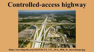 M 52 Michigan Highway Wikipedia by Controlled Access Highway Youtube