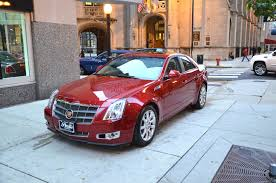 cadillac cts di 2009 cadillac cts 3 6l di stock gc1262a for sale near chicago