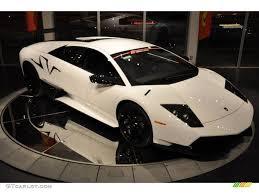 Lamborghini Murcielago 2010 - 2010 bianco isis white lamborghini murcielago lp670 4 sv