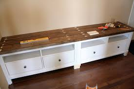 entryway storage bench ikea hacks for other purpose