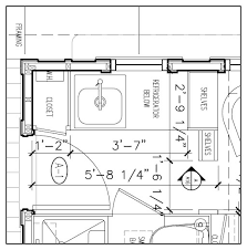 detailed floor plans the marie colvin tiny house floor plan by four lights 288 sq ft