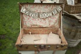 Rustic Wedding Guest Book 5 Rustic Wedding Card Holder Ideas
