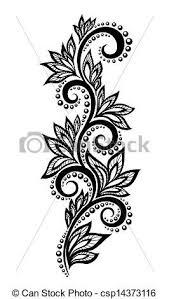 Floral Art Designs Best 25 Henna Flower Tattoos Ideas On Pinterest Google Icon
