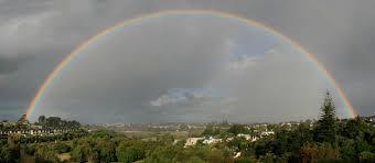 the rainbow after the rain the awakened life