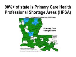 louisiana hpsa map rebuilding the health care system in new orleans and the us