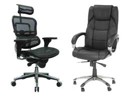 mesh vs leather chair which one is right for you comfy office