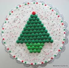 Food Decorations For Christmas Tree by M U0026m U0027s Christmas Tree Cake Christmas Tree Cake Tree Cakes And Cake