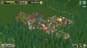 Expandable Game Rollercoaster Tycoon Classic Review A Near Perfect Adaptation
