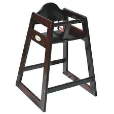 Antique Wooden High Chair High Chairs U0026 Boosters U2013 Nurzery Com