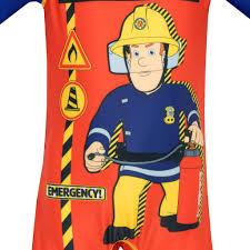 buy boys fireman sam swimsuit kids character