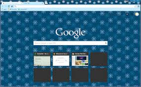 chrome themes cute cute christmas pixel snowflakes chrome web store