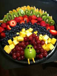 things to eat on thanksgiving fruit tray for thanksgiving morning completed projects