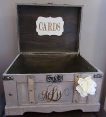 wedding card boxes cloveranddot com