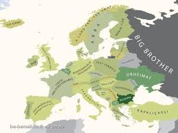 map euope europe according to each nation europe map babamail