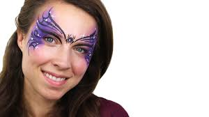 easy witch face makeup