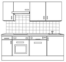 Layout Design For Smaller Kitchen  Kitchen Ideas - Designing kitchen cabinet layout