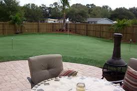 backyard putting greens moonco landscape and maintenancemoonco