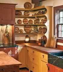 Best  Primitive Kitchen Cabinets Ideas On Pinterest Primitive - Kitchen shelves and cabinets