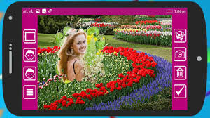 Flower Garden App by Garden Photo Frame Android Apps On Google Play