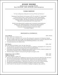 Resume Sample Respiratory Therapist by Best Nursing Resume Examples