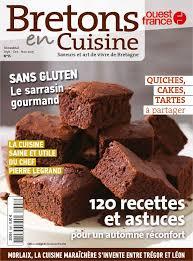 bretons en cuisine bretons en cuisine n 15 ouest