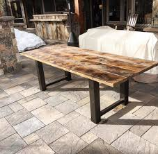 Wooden Furniture Handmade Reclaimed Wood Furniture Scavenger Woodworks