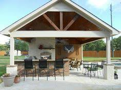 pool houses with bars 15 x 22 custom pool house cabana with outdoor kitchen bar storage