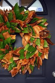 Magnolia Leaf Wreath Sweet Something Designs Magnolia Leaf Wreath A Tutorial