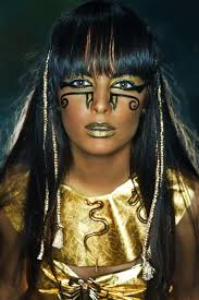 Egyptian Halloween Costume Ideas 13 Spooky Chic Halloween Makeup Ideas Egyptian Queen Halloween