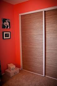 Glass Doors For Closets Goodbye Mirrored Closet Doors Hello Style How To Diy