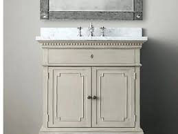 bathroom restoration hardware bathroom vanity 44 restoration