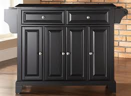kitchen islands on casters buy solid wood kitchen island w casters
