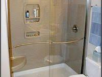 Bathtub To Shower Conversion Pictures 48 Best Tub To Shower Conversion Images On Pinterest Bathroom