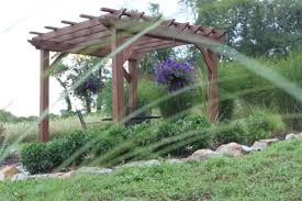 Pergola Material List by The Secrets To Building A Beautiful Pergola Without Breaking The Bank