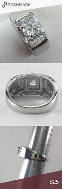 ss wedding ring unisex 925 ss wedding band style ring 7 wedding band styles
