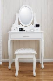 White Vanity Set For Bedroom Bedroom Furniture Sets Vintage Dressing Table Mirror White