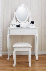 Dresser Vanity Bedroom Bedroom Furniture Sets Vintage Dressing Table Mirror White