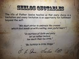 Father Seelos Quotes Picture of National Shrine of Blessed
