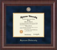 diploma frame syracuse bookstore diploma frames